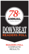 78 Annual DownBeat Readers Poll