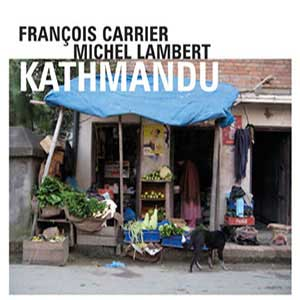 Francois Carrier, Michel Lambert, alto sax, drums